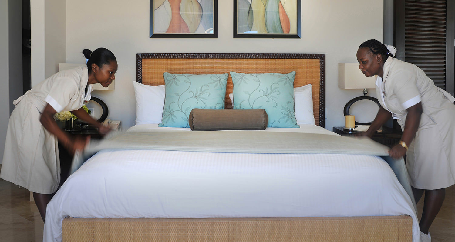 Grace Bay Club Housekeeping
