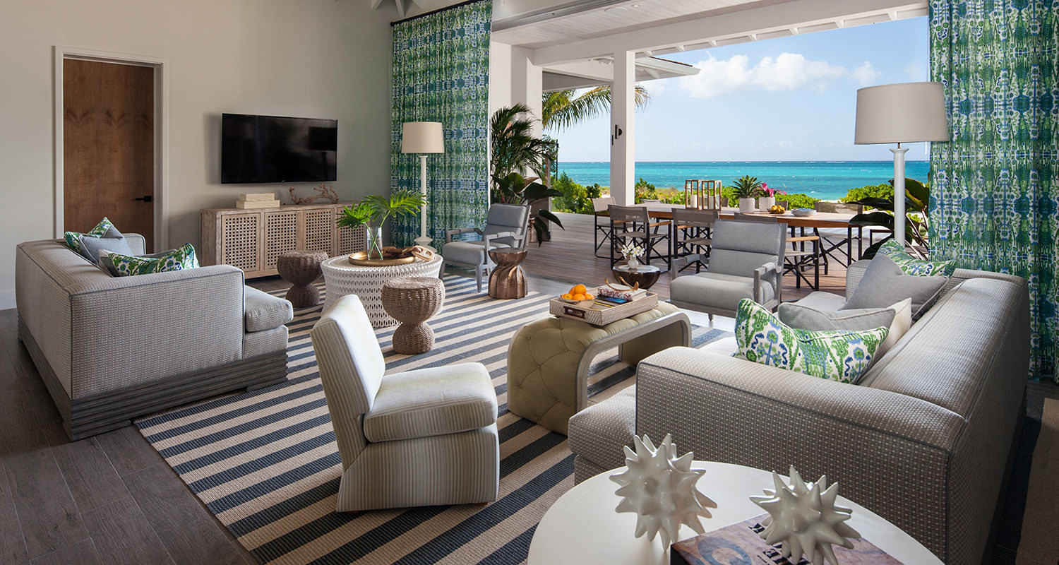 Grace Bay Club living-room-overview