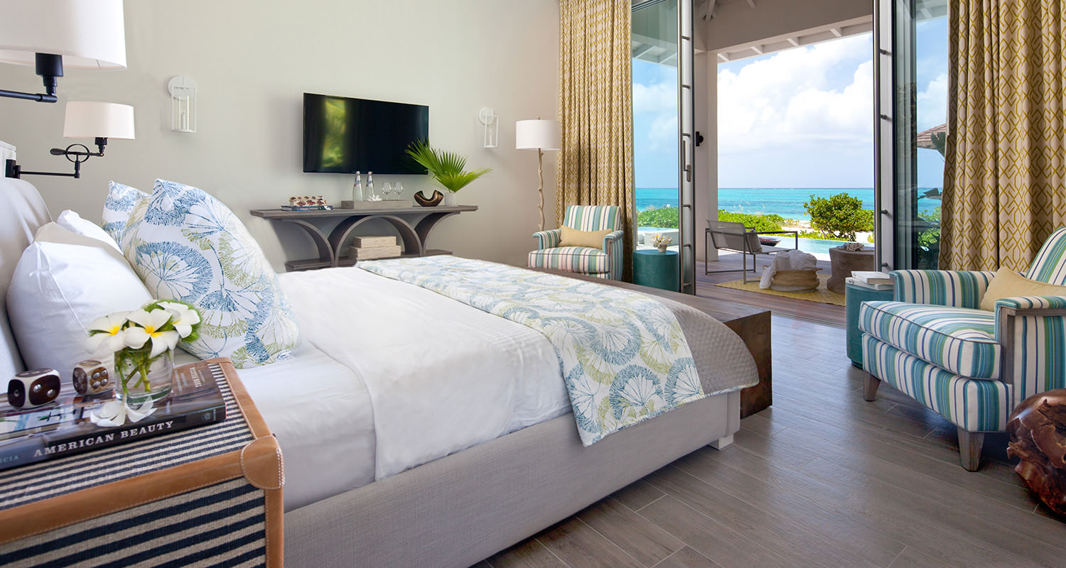 Grace Bay Club master-bedroom-1-overview