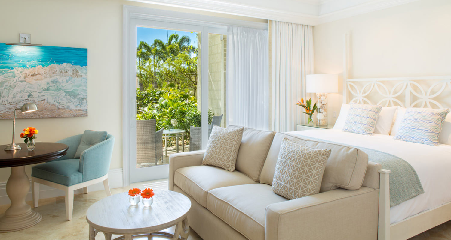 The shore club Junior Suite - Garden View - Ground Floor