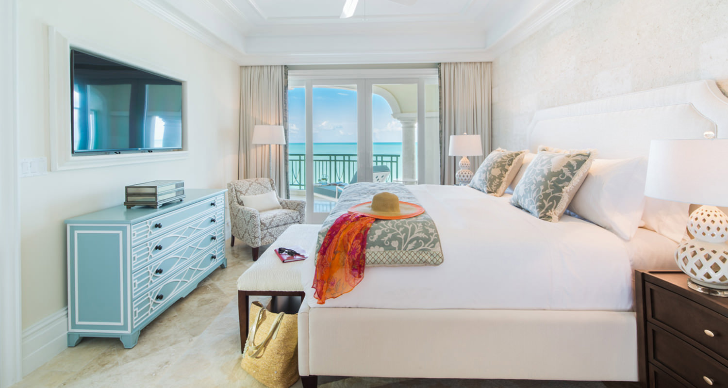 The shore club Ocean Front Master Bedroom