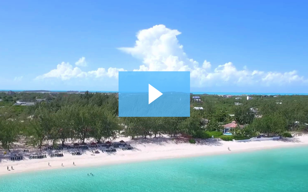 Grace Bay Video – Take a tour of the world's best beach