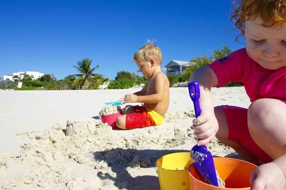Travelling to Turks and Caicos With Young Children