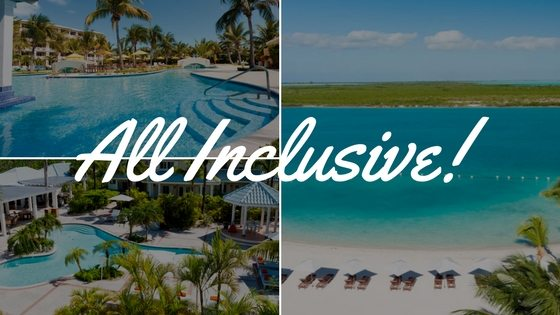 Turks and Caicos All Inclusive Resort Collection