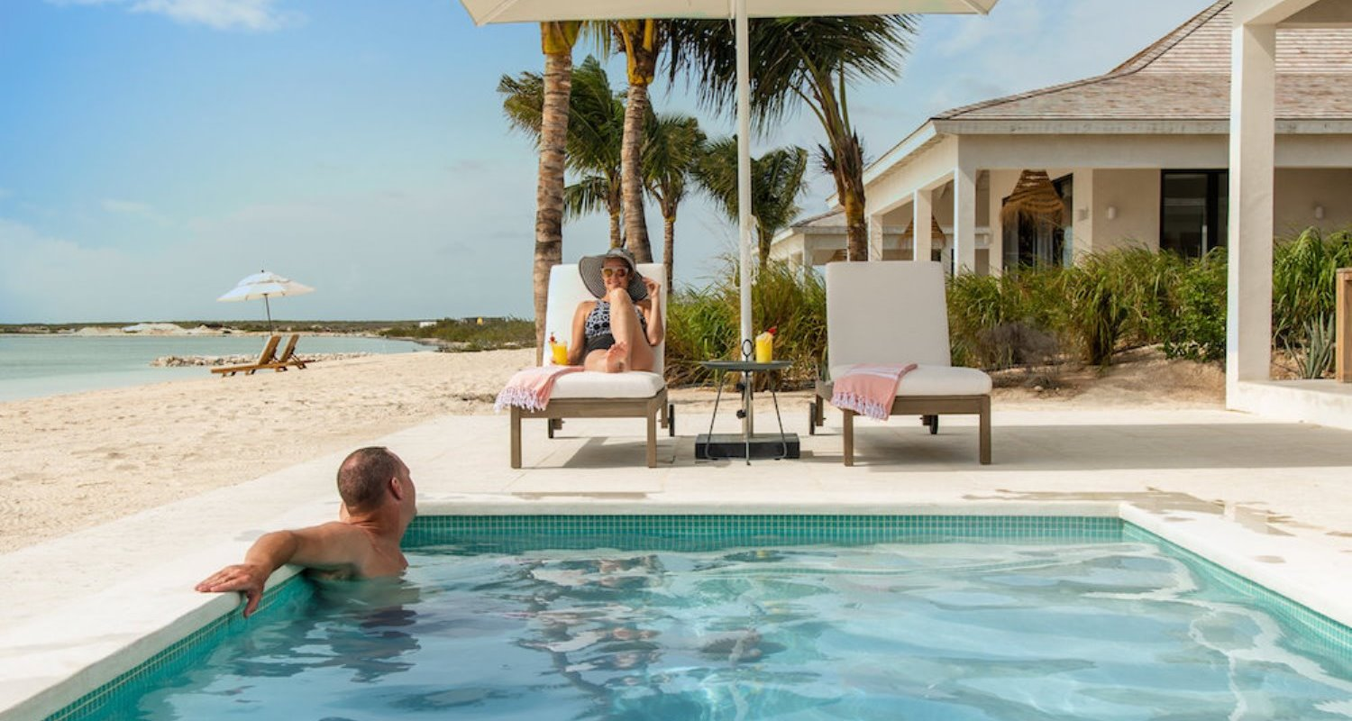 Turks-Caicos-hotel-with-your-own-pool