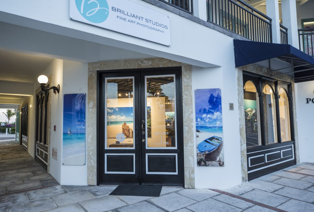 Brilliant Gallery, Saltmills Plaza, Grace Bay