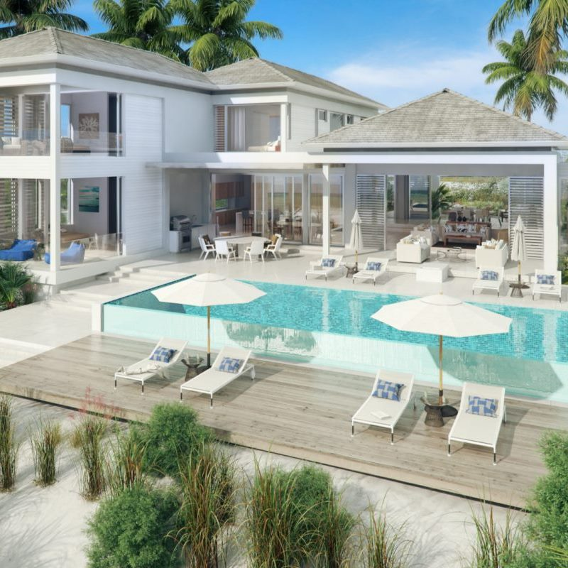 Beach Enclave Grace Bay